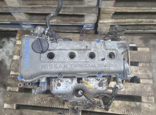ДВС (Двигатель) на Nissan Almera I N15