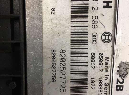купить ЭБУ ДВС (блок управления двигателем) на Renault Scenic II