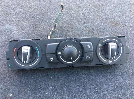купить Блок управления печкой на BMW 3 (E90/E91/E92/E93)