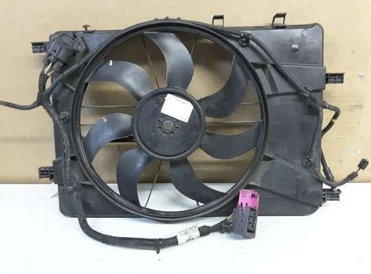 купить Вентилятор радиатора на Opel Astra J