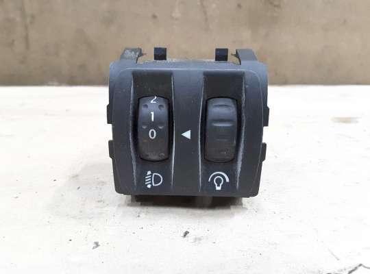 купить Кнопка регулировки фар и подсветки на Renault Grand Scenic II
