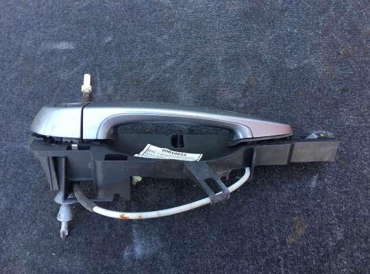 купить Ручка двери наружная на BMW 3 (E90/E91/E92/E93)