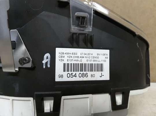 купить Щиток приборов на Peugeot 2008