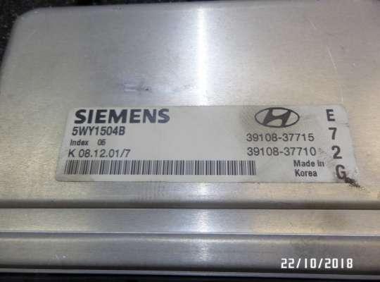купить ЭБУ ДВС (блок управления двигателем) на Hyundai Coupe / Tiburon II (GK)