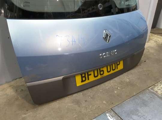 купить Крышка багажника на Renault Grand Scenic II