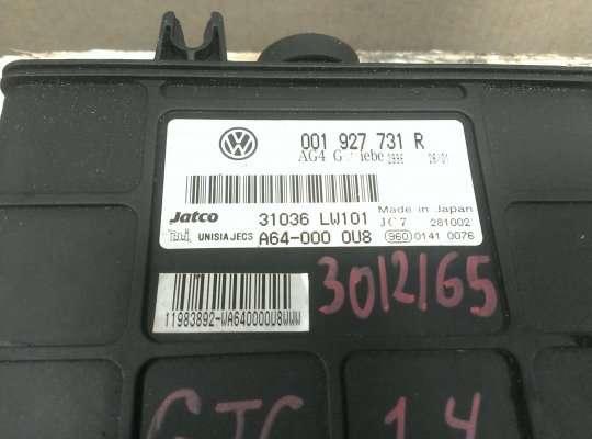 купить ЭБУ АКПП (блок управления автоматом) на Volkswagen Polo Mk4 (9N3)