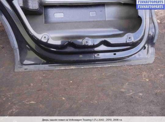 купить Дверь боковая на Volkswagen Touareg I (7L)