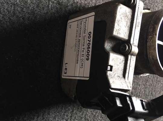 купить Заслонка дроссельная на Hyundai Santa Fe II (CM)