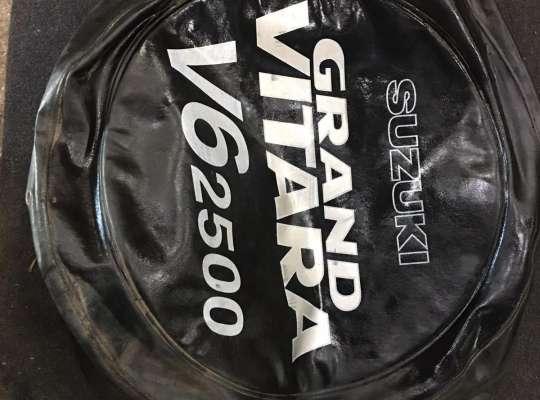 купить Чехол запаски на Suzuki Grand Vitara I (SQ, FT)