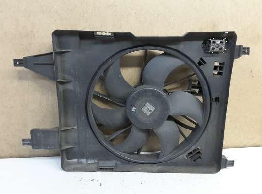 купить Вентилятор радиатора на Renault Megane II