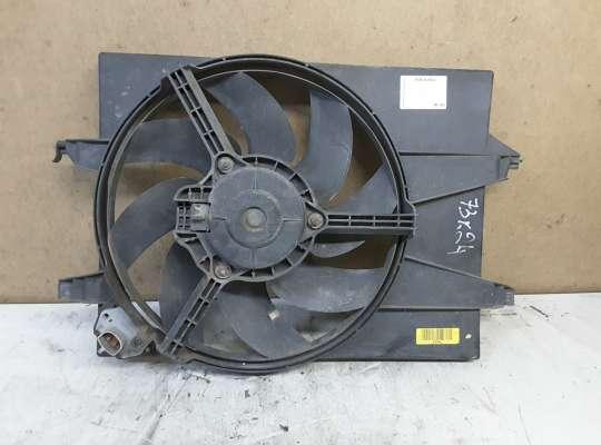 купить Вентилятор радиатора на Ford Fusion (JU)