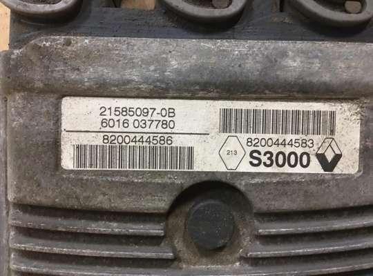 купить ЭБУ ДВС (блок управления двигателем) на Renault Laguna II