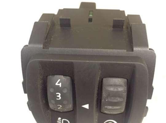 купить Блок управления (фарами) светом на Renault Scenic II