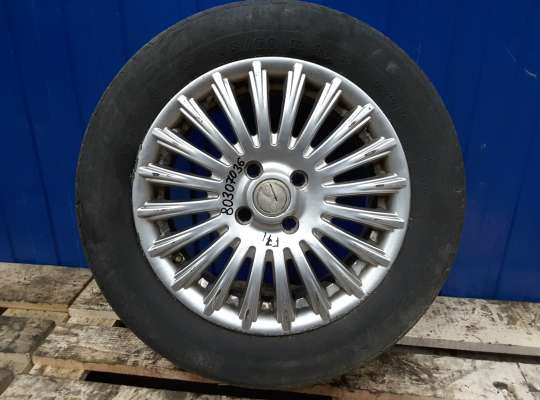 купить Диск колёсный на Renault Scenic II