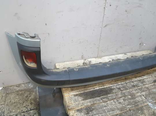 купить Бампер задний на Renault Kangoo II (KW_)