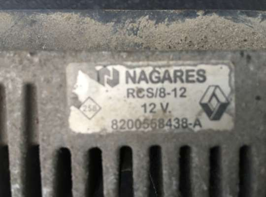 купить Блок управления свечами накала на Renault Master III