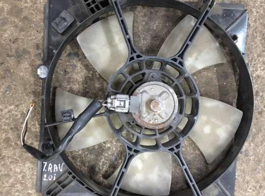 купить Вентилятор радиатора на Toyota RAV4 I