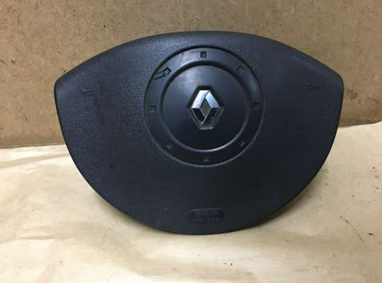 купить Подушка безопасности водителя (AirBag) на Renault Scenic II