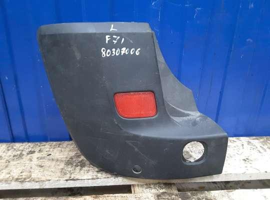 купить Накладка наружняя на Renault Scenic II