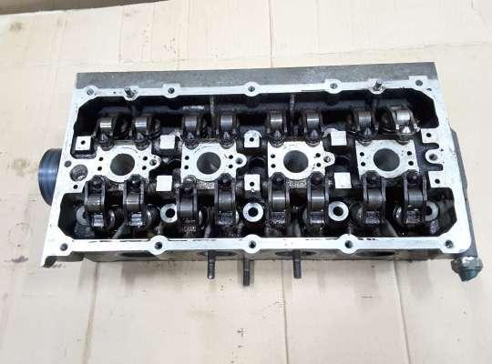 Головка блока цилиндров (ГБЦ в сборе) на Volkswagen Caddy III (2K)