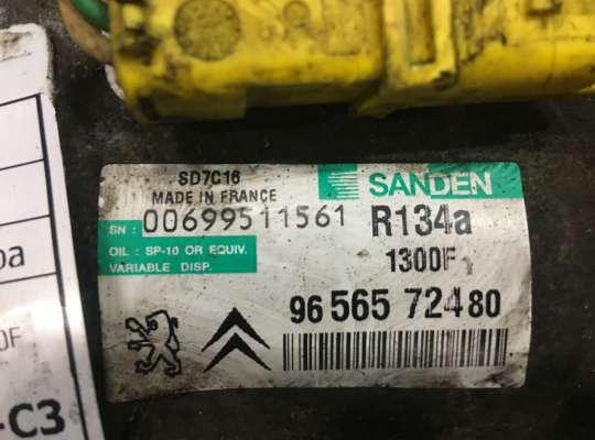 купить Компрессор кондиционера на Citroen C5 I
