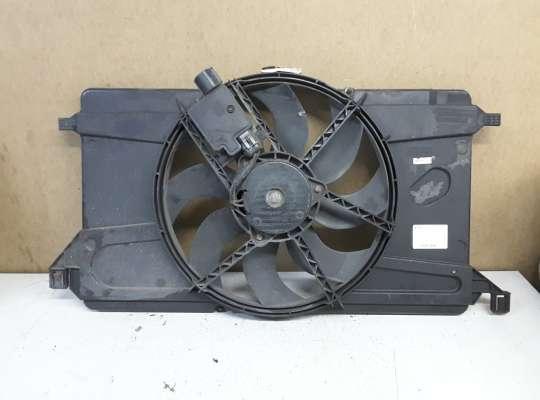 купить Вентилятор радиатора на Ford Focus II