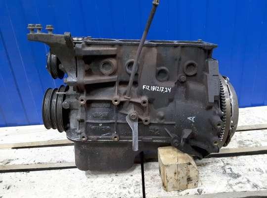 Блок ДВС (цилиндров) / Коленвал на Nissan Sunny III N14