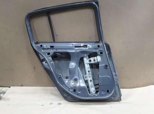 купить Дверь боковая на Renault Megane II