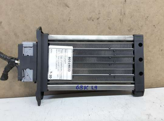 купить Радиатор отопителя (печки) на Renault Logan