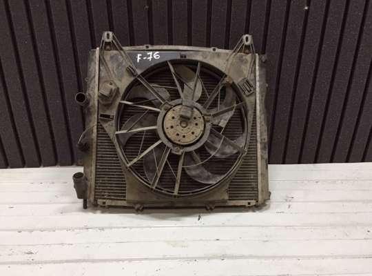 купить Радиатор (основной) на Renault Kangoo I (KC_)