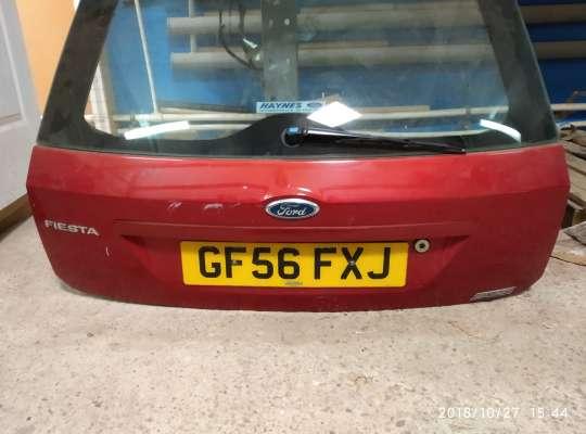 купить Крышка багажника на Ford Fiesta V (JH_, JD_)