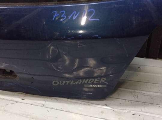купить Крышка багажника на Mitsubishi Outlander I (CU)