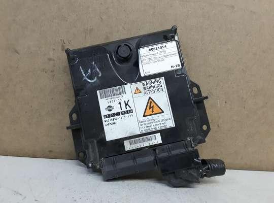 купить ЭБУ ДВС (блок управления двигателем) на Nissan Navara (D40)