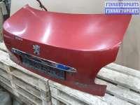 купить Крышка багажника на Peugeot 206