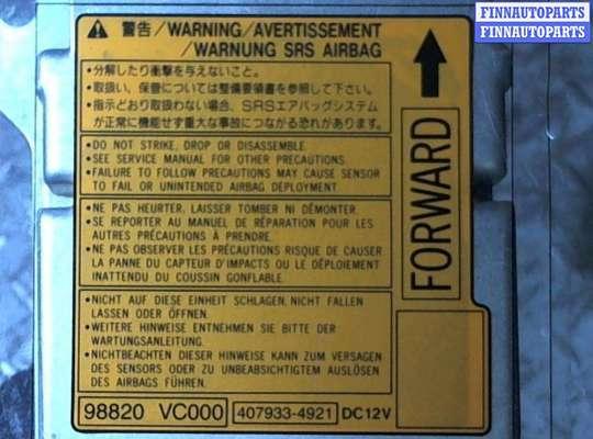 ЭБУ ДВС (Блок управления двигателем) на Nissan Patrol GR II (Y61)