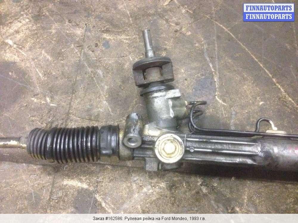 Замена рулевой рейки на форд мондео 2