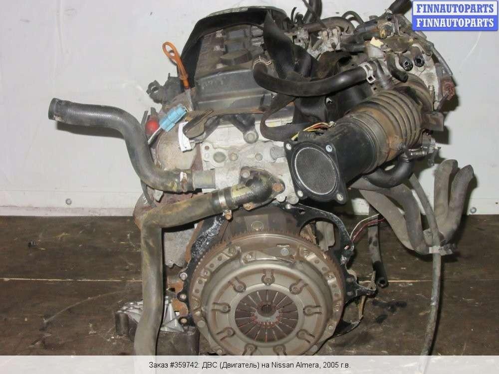 разбор двигателя фольксваген лупо 1,4 16клапонов акq
