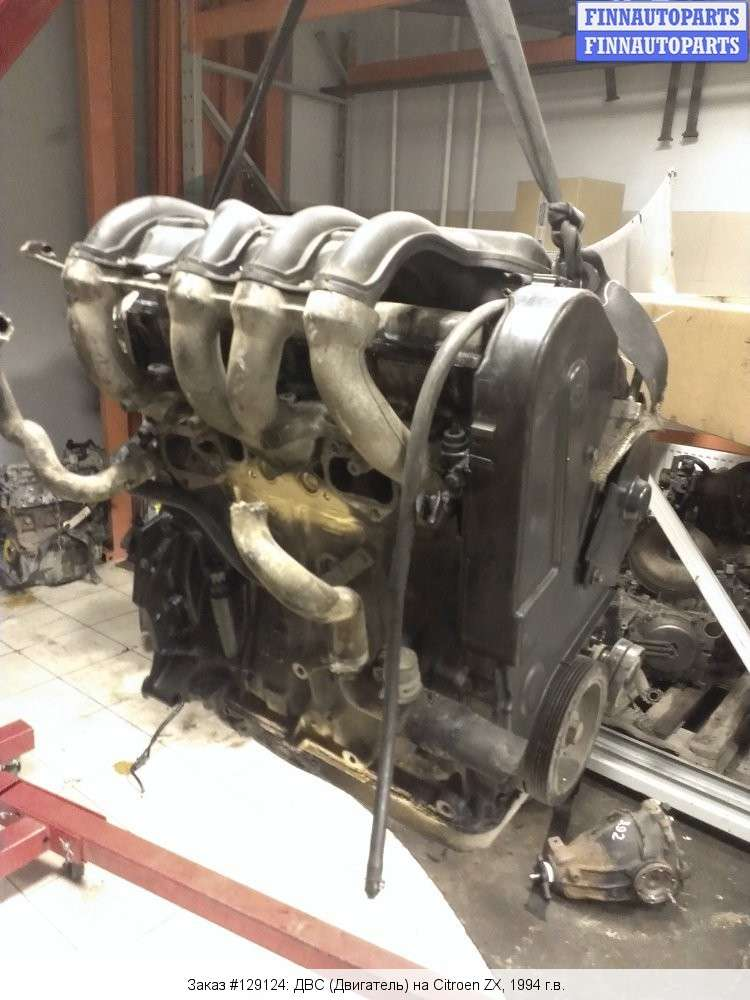 запчасти двигателя ситроен d9b xud9a