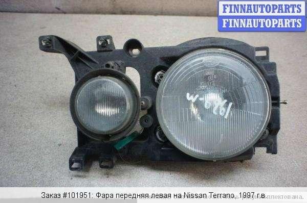 Автозапчасти на nissan terrano
