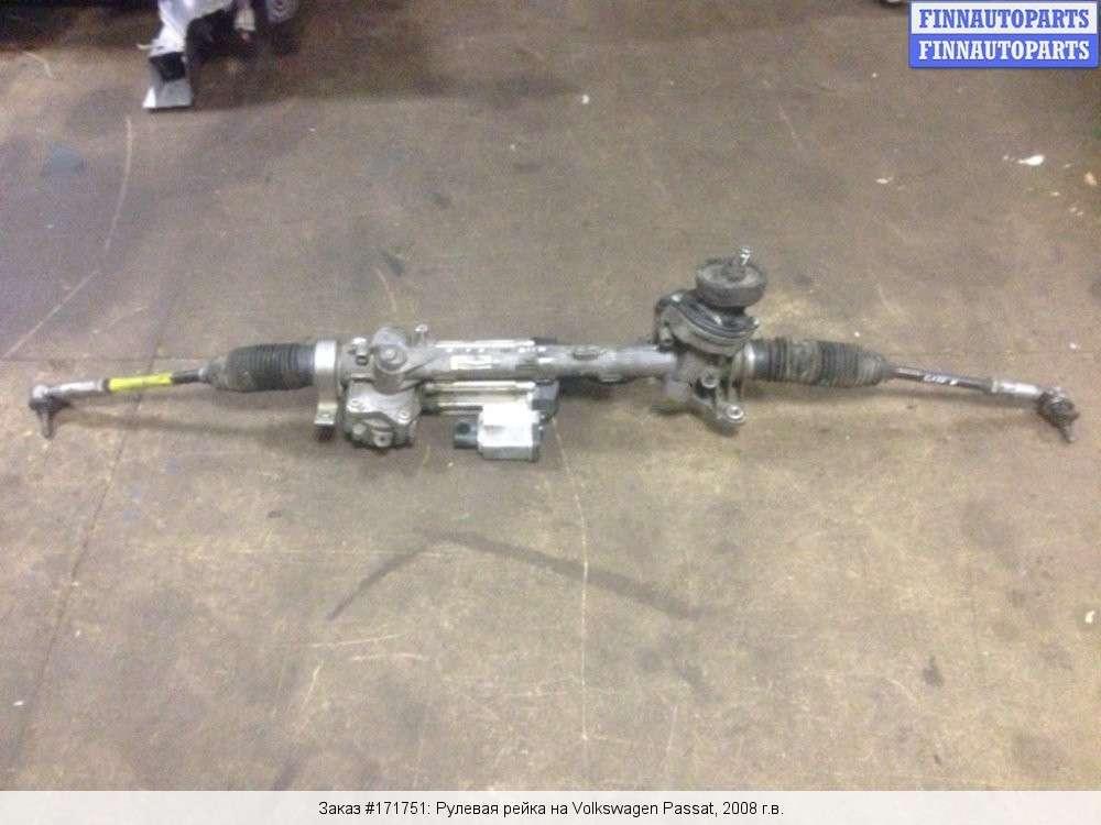 Механическая рулевая рейка фольксваген пассат б3 ремонт своими руками 73