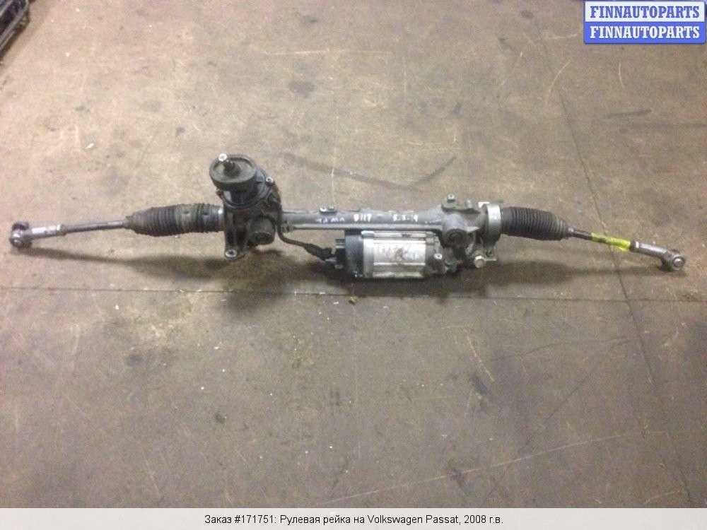 Механическая рулевая рейка фольксваген пассат б3 ремонт своими руками 67