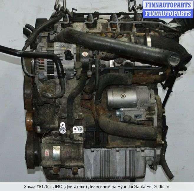 Купить б/у двигатель (ДВС) для