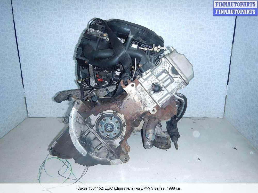 Мотор с пробегом 89000 км 2004 года, в идеальном состоянии