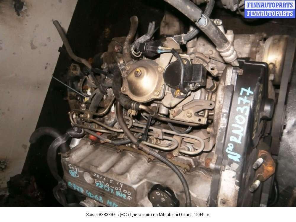 Контрактный двигатель 6d40 на mitsubishi fuso (мицубиси фусо)