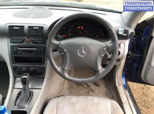 Коллектор впускной на Mercedes-Benz C W203