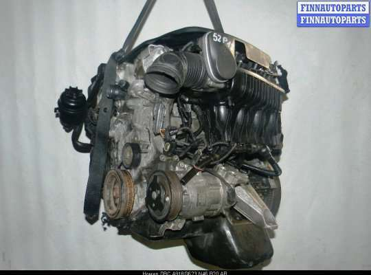 Двигатель (ДВС) N46 B20