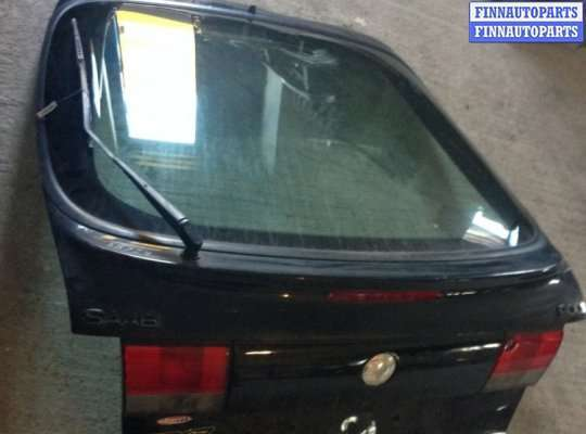 Крышка багажника на Saab 900 II