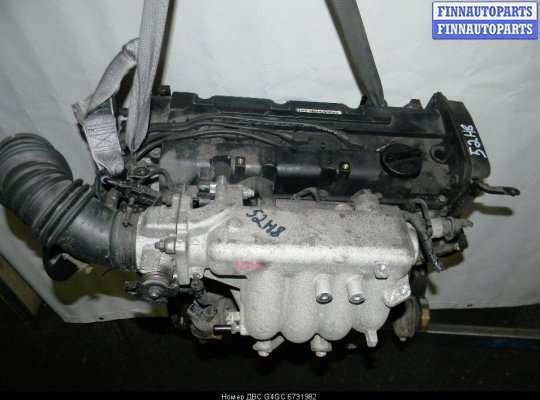 Двигатель (ДВС) G4GC
