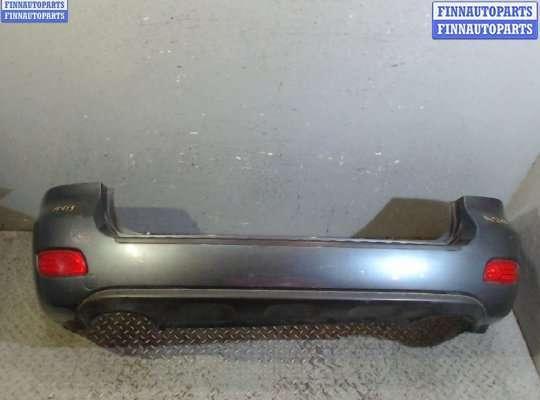 Бампер задний на Hyundai Santa Fe II (CM)