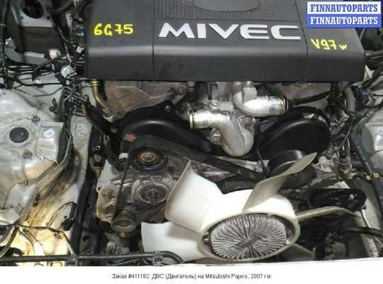 ДВС (Двигатель) на Mitsubishi Pajero IV